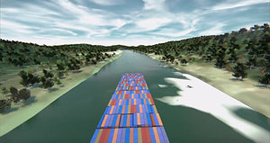 New projects in Panama Canal