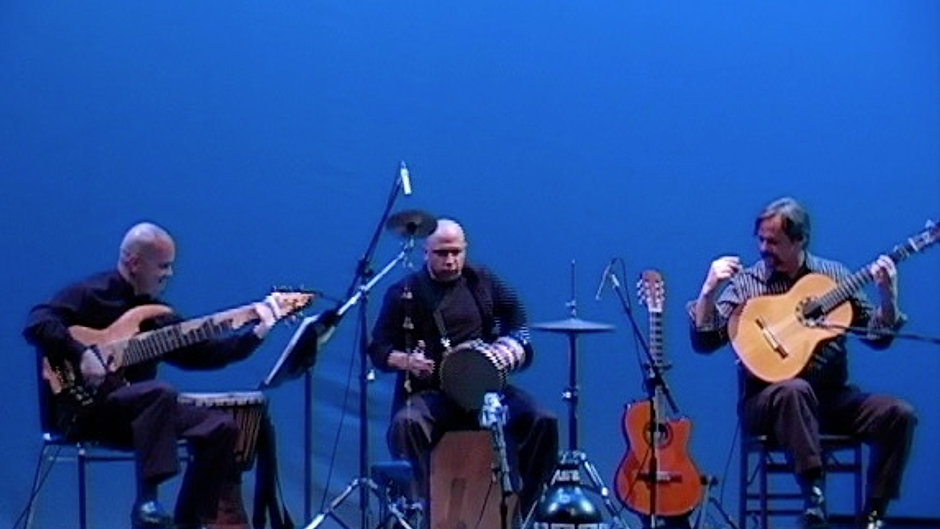 Mojácar Flamenco Jazz Ensemble