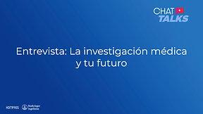 La investigación médica y tu futuro con el Dr. Ortega