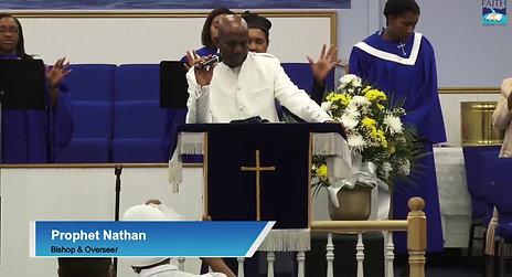 Sunday Morning Worship - Youth Sunday Service