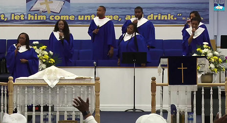 Sunday Morning Worship - First Sunday Service