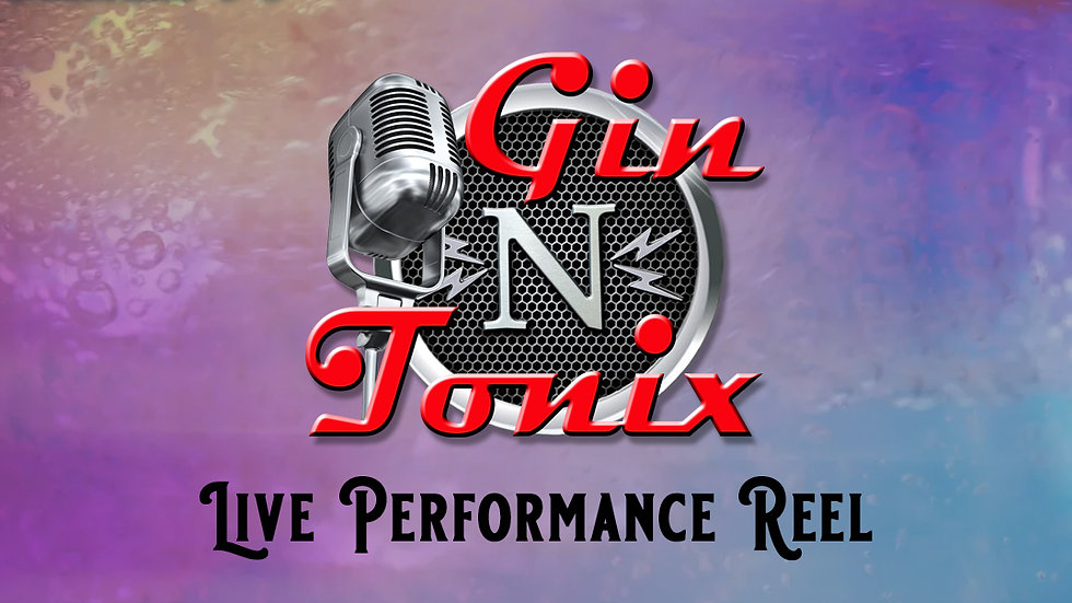 Gin 'NTonix - Intoxicating Vocal Jazz