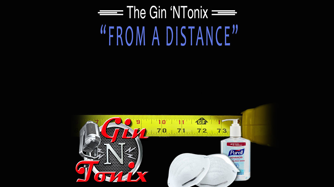 Gin 'NTonix Live and Outside