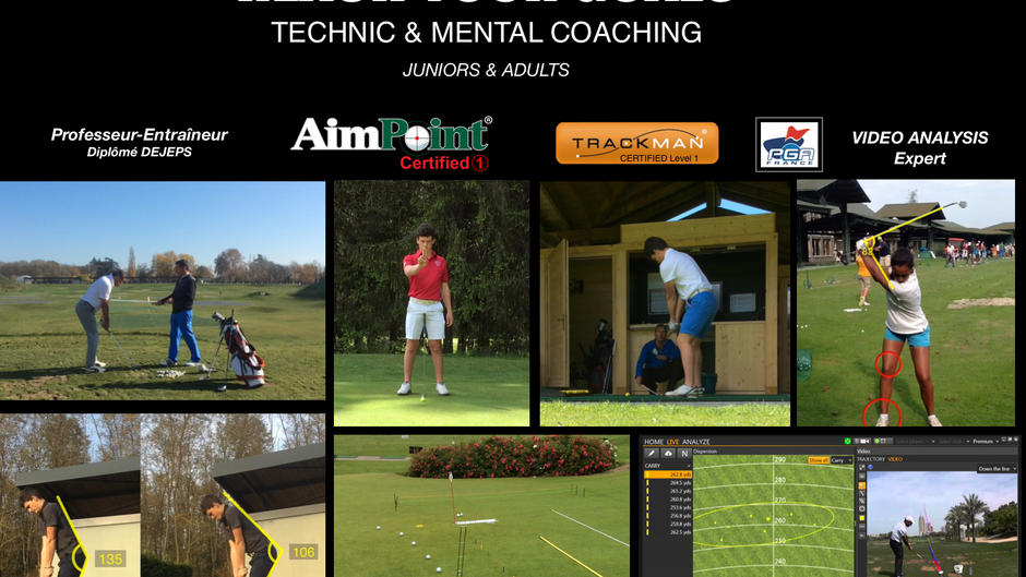 Olivier Raynal Golf Coaching