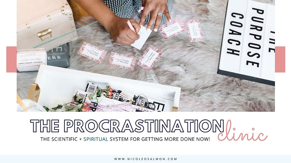 Procrastination Clinic