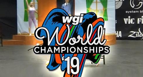 World Guard 2019-WGI World Championships Semifinals