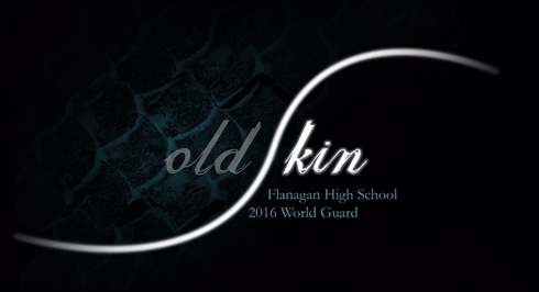 """""""OLD SKIN"""" - 2016 World Guard"""