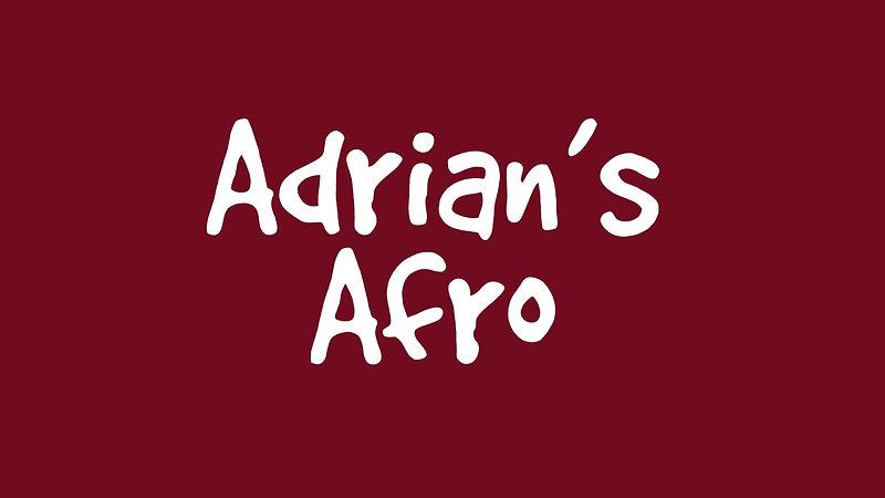 Adrian Afro