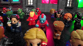 Marvel Ooshies XL