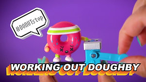 Working Out Doughboy