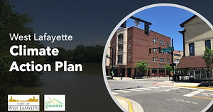Climate Action Planning in West Lafayette