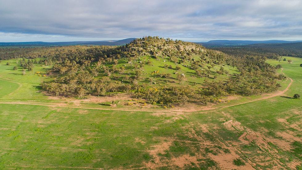 Mt Olive Drone Tour