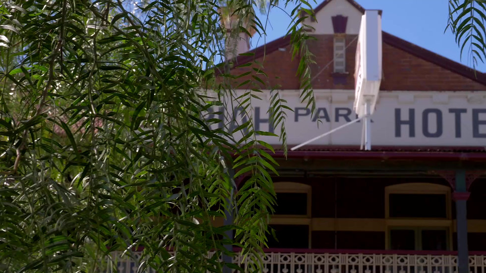 Ariah Park Hotel, Country Change