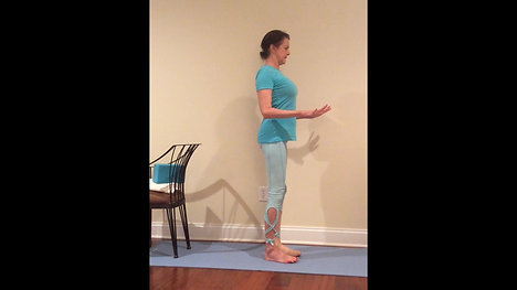 Balance & Stretch Yoga for Amputees Class