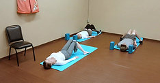 Surrender and Release Yoga for Amputees Practice