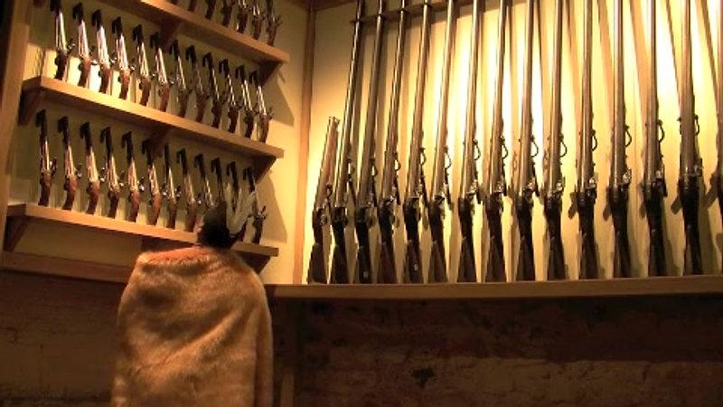 Moka, Muskets & Mayhem! website promo video 2