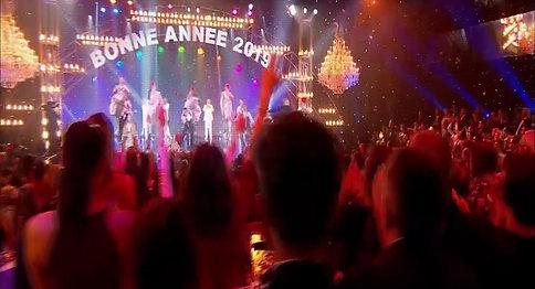 TV France 2 - Le plus grand cabaret du monde.