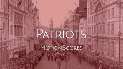 Patriots - MotionScores