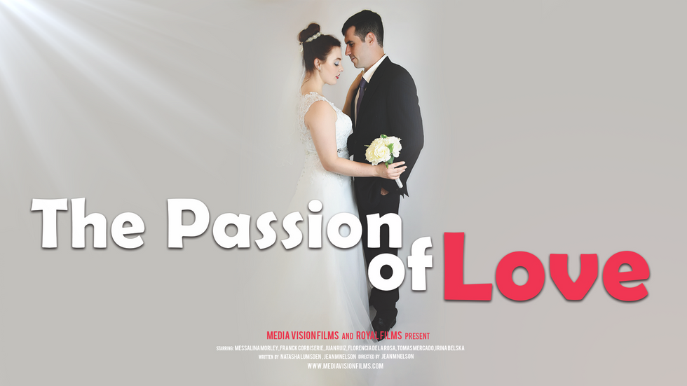 THE PASION OF LOVE