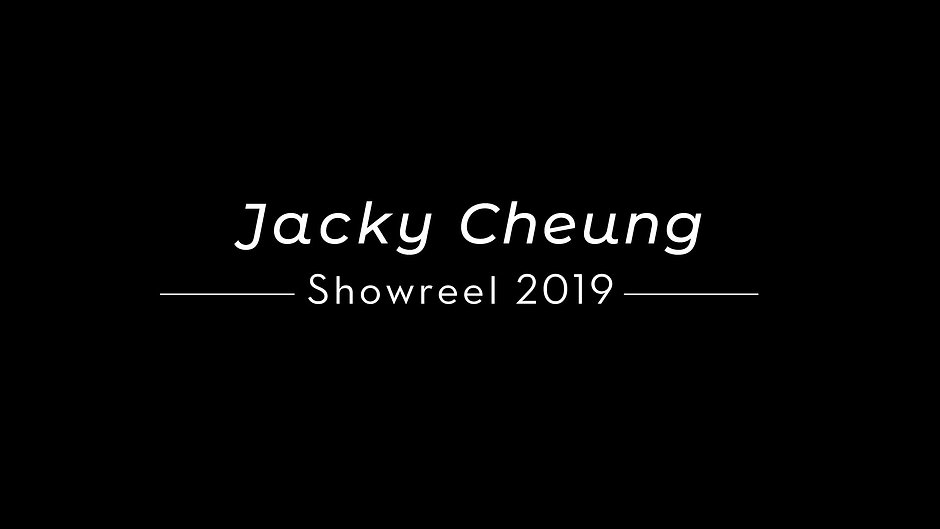 Jacky Cheung Video Portfolio
