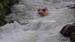 Rafting promo video 2019