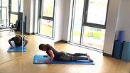 Rent Intermediate Core Pilates Class 20