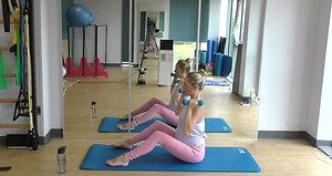 Live Pilates Sat 19th June