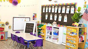 Preschool Classroom In-Depth