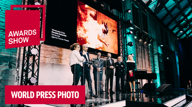 World press photo awards show 2018