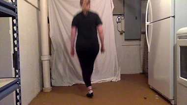 Intermediate Reel step 4