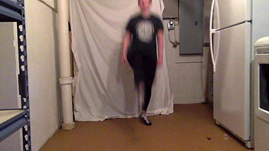 Intermediate Reel step 3