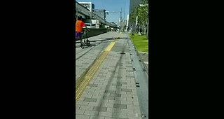 飯田橋駅からの道順