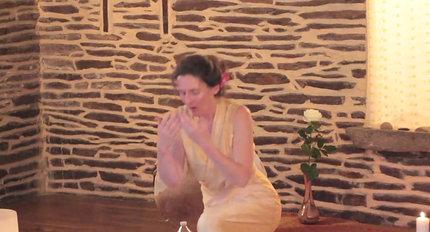 Récital Lucille aimée, Chant pour l'esprit de la forêt