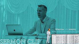 Effective Life Ministry - Sermon Clip - Mr. Miyagi