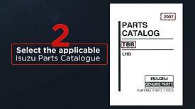 Isuzu Parts Catalogue Reading
