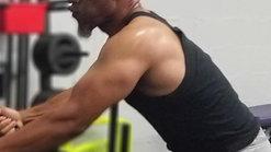 Arm Blaster Workout