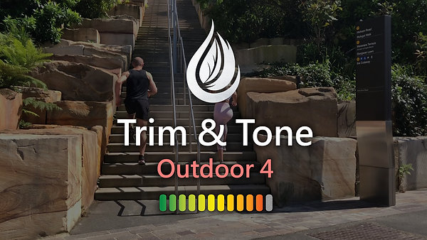 Trim & Tone | Outdoor 4
