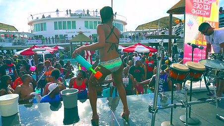 Uber Soca Cruise (Edited Only)