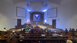 Funeral Service for Gene Brooks