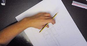 Steven Andrews Bespoke Sketch Time lapse