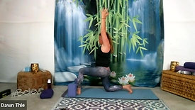 7th Chakra Sahasrara Hatha Practice with Dawn