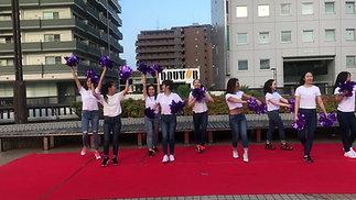 船橋ALL STARS@船橋市民祭り