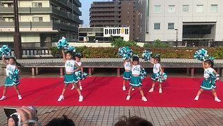 幼児クラス@船橋市民祭り