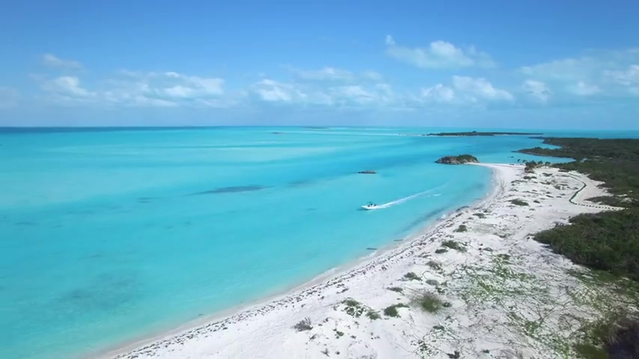 Bahamas Blue Island For Sale-700 AC - 5700 Ft Runway. 12 Bedrooms-12 Bathrooms-Pool. Very Secluded And Private.