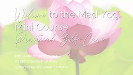 SelfCare Course - Welcome