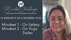Mindsets of a Modern Yogi 1 & 2