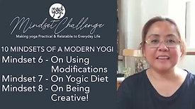Mindsets of a Modern Yogi 6 to 8
