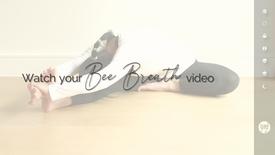 SelfCare Course - Bee Breath