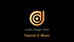 TUTORIAL #3: MUSIC