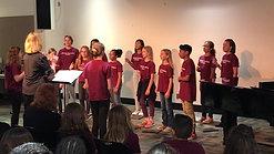 Arioso Choir Percussion Challenge